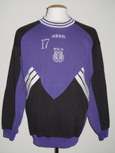 Load image into Gallery viewer, RSC Anderlecht 1996-97 trainingsjack player issue #17