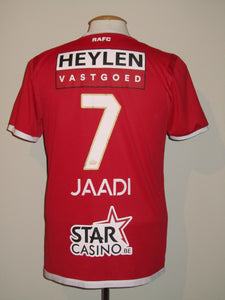 Royal Antwerp FC 2018-19 Home shirt MATCH WORN #7 Reda Jaadi