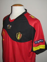 Load image into Gallery viewer, Rode Duivels 2011-2012 Qualifiers home shirt MATCH ISSUE #20 Romelu Lukaku