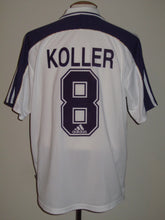 Load image into Gallery viewer, RSC Anderlecht 2000-01 Home shirt #8 Jan Koller