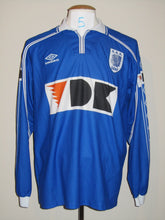 Load image into Gallery viewer, KAA Gent 1999-00 Home shirt PLAYER ISSUE #5
