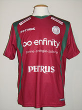 Load image into Gallery viewer, SV Zulte Waregem 2010-11 Home shirt MATCH WORN # 27 Miguel Dachelet