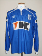 Load image into Gallery viewer, KAA Gent 1999-00 Home shirt player issue #12