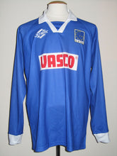 Load image into Gallery viewer, KRC Genk 1998-99 Home shirt MATCH ISSUE Uefa Cup II #11 Branko Strupar