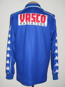 KRC Genk 2000-01 Home shirt XL