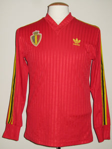 Rode Duivels 1990 Home shirt