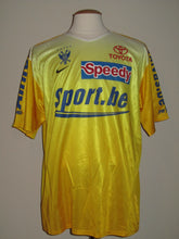 Load image into Gallery viewer, Sint-Truiden VV 2002-03 Home shirt MATCH ISSUE #10