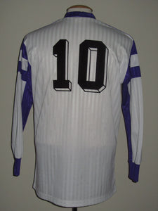 RSC Anderlecht 1990-91 Home shirt #10