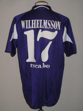 Load image into Gallery viewer, RSC Anderlecht 2004-05 Away shirt #17 Christian Wilhelmsson