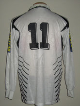Load image into Gallery viewer, Eendracht Aalst 1997-98 Home shirt MATCH WORN #11 Peter Lässen