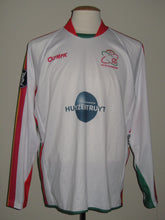 Load image into Gallery viewer, SV Zulte Waregem 2006-07 MATCH ISSUE Away shirt UEFA Cup #12 Tjörven De Brul