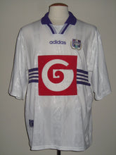 Load image into Gallery viewer, RSC Anderlecht 1997-98 Away shirt #3 Alin Stoica