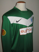 Load image into Gallery viewer, KRC Genk 2012-13 Away shirt MATCH ISSUE Europa League #14 Glynor Plet