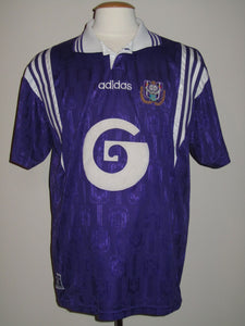 RSC Anderlecht 1996-97 Home shirt