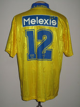 Load image into Gallery viewer, Sint-Truiden VV 2000-01 Home shirt MATCH ISSUE/WORN #12