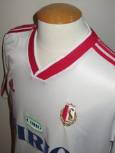 Load image into Gallery viewer, Standard Luik 1999-00 Away shirt MATCH WORN #9 Michaël Goossens