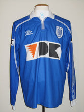 Load image into Gallery viewer, KAA Gent 1999-00 Home shirt match issued #8
