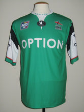 Load image into Gallery viewer, Oud-Heverlee Leuven 2013-14 Away shirt MATCH WORN #5 Kenny Thompson