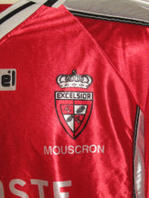 Load image into Gallery viewer, Royal Excel Mouscron 2000-01 Home shirt MATCH WORN #20
