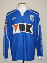 Load image into Gallery viewer, KAA Gent 1999-00 Home shirt match issued  #2