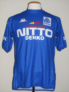 KRC Genk 2002-03 Home shirt M