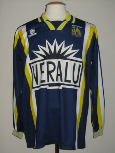 KVC Westerlo 2000-01 Home shirt XL #16