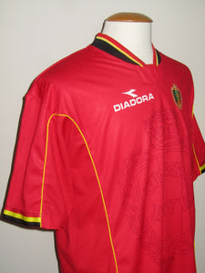 Rode Duivels 1998 WK home shirt