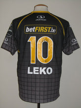 Load image into Gallery viewer, KSC Lokeren 2013-14 Away shirt MATCH PREPARED vs KV Oostende #10 Ivan Leko