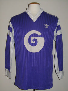 RSC Anderlecht 1990-91 Away shirt L #5