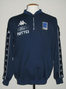 KRC Genk 2000-01 Trainingsjack player issue