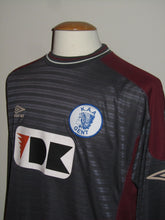 Load image into Gallery viewer, KAA Gent 2001-02 Away shirt MATCH WORN #9 Sasa Gajser
