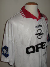 Load image into Gallery viewer, Standard Luik 1996-97 Away shirt MATCH WORN #7 Guy Hellers