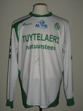 Load image into Gallery viewer, KFC Dessel Sport 2013-14 Home shirt MATCH WORN #7 Wouter Vosters