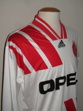 Load image into Gallery viewer, Standard Luik 1993-94 Away shirt MATCH WORN Europa Cup II #15
