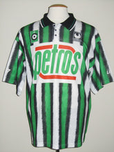 Load image into Gallery viewer, Cercle Brugge 1994-95 Home shirt MATCH WORN #2