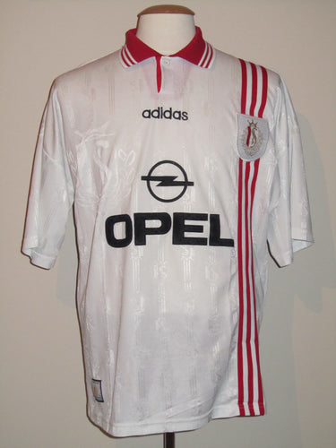 Standard Luik 1996-97 Away shirt Large