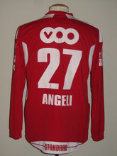 Load image into Gallery viewer, Standard Luik 2009-2010 Home shirt MATCH WORN #27 Arnor Angeli