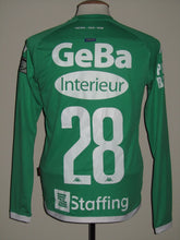 Load image into Gallery viewer, Sint-Truiden VV 2015-16 Goalkeeper shirt MATCH WORN #28 William Dutoit