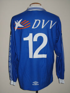 KAA Gent 1999-00 Home shirt player issue #12