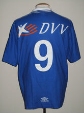 Load image into Gallery viewer, KAA Gent 1999-00 Home shirt match issued #9