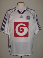 Load image into Gallery viewer, RSC Anderlecht 1998-99 Home shirt