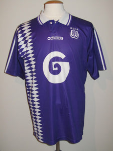RSC Anderlecht 1995-96 Home shirt