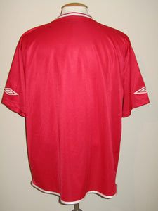 Standard Luik 2005-06 Home shirt