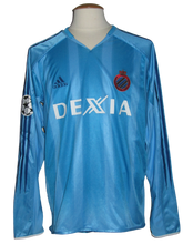 Load image into Gallery viewer, Club Brugge 2005-06 Away shirt MATCH WORN Champions League #17 Ivan Gvozdenovic