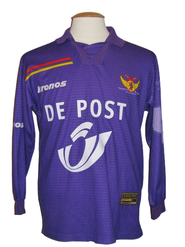 Germinal Beerschot 2000-02 Home shirt #16