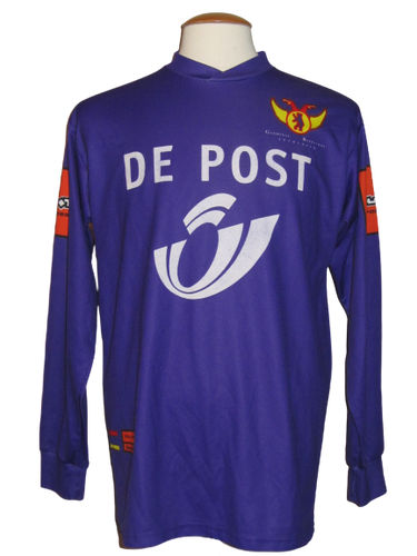 Germinal Beerschot 2002-03 Home shirt #9