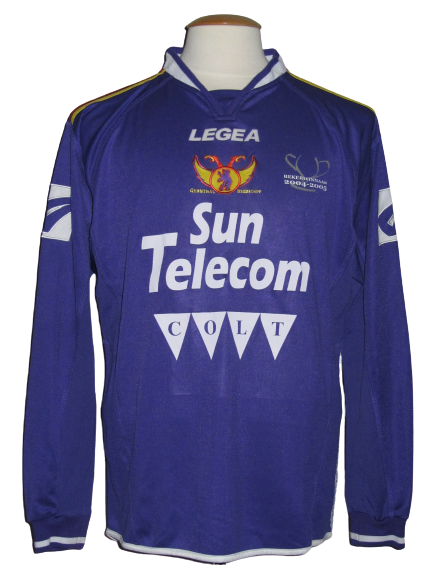 Germinal Beerschot 2005-06 Home shirt