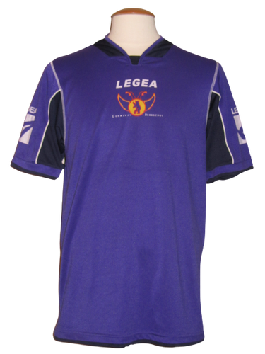 Germinal Beerschot 2006-07 Training shirt