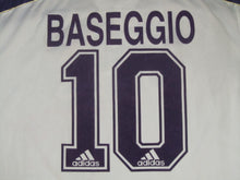 Load image into Gallery viewer, RSC Anderlecht 2000-01 Home shirt #10 Walter Baseggio