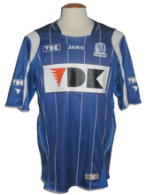 Load image into Gallery viewer, KAA Gent 2008-09 Home shirt MATCH ISSUE/WORN #8 Bernd Thijs